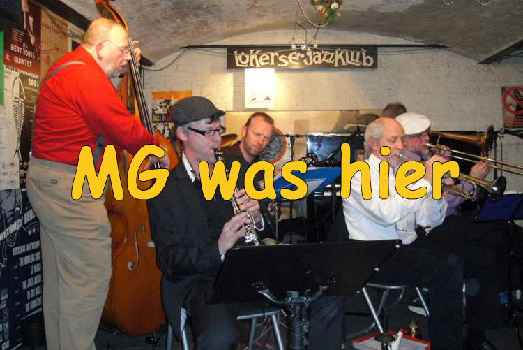 MG was hier A